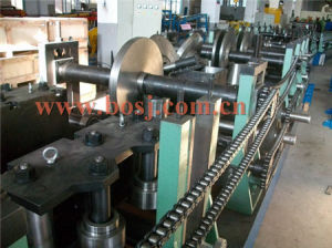 Steel Strut Channel Cable Tray Roll Forming Production Machine Qatar pictures & photos