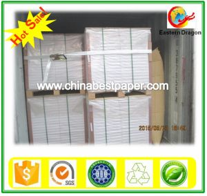 White 60g Uncoated Bond Paper for Making Book pictures & photos
