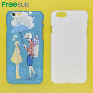 Freesub Small MOQ High Quality Glossy Blank Phone Cases for Sublimation Printing pictures & photos