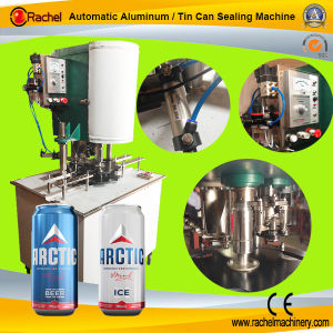 Beverage Can Automatic Sealing Machine pictures & photos