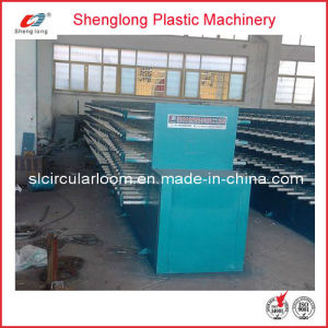 Plastic Yarn Tape Extruder and Winding Machine (SJ-ST) pictures & photos