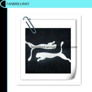 Silver Laser Foil Heat Transfer Label Printing for T-Shirt pictures & photos