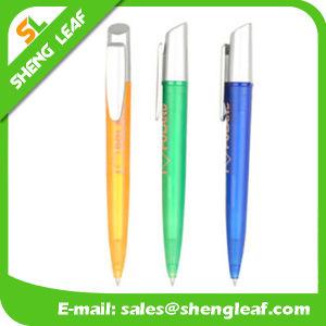 Personalized Logo Plastic Roller Pen Ballpoint Pen (SLF-PP018) pictures & photos