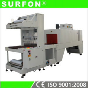 Tapes Accordion Heating Shrink Wrapping Machine pictures & photos