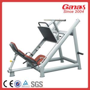 Ganas Body Building Equipment Leg Press 45 Degree Fitness Equipment