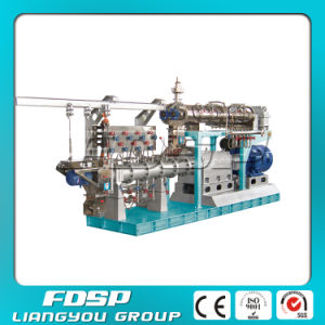 Small Pellet Size Extruding Fish Feed Pellet Production Line pictures & photos