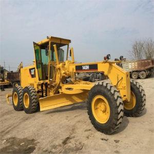 Used Caterpillar Motor Grader/90% Hydraulic Motor Grader (140H/140H)