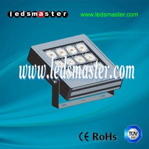 200W Outdoor LED Street Video Billboards Panel Light pictures & photos