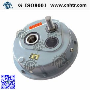 Chinese First Brand Hxg Shaft Mounted Gear Box 45-45 45-50 50-50 50-55 pictures & photos