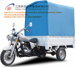 Three Wheel Motorcycle, China New Style, Cargo Tricycle, High Quality, Hot Sale, Gasoline Trike, Tuk Tuk (SY150ZH-C8) pictures & photos