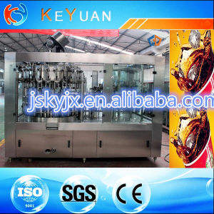 Good Quality Glass Bottle Carbonated Drink Filling Machine Hot Sale pictures & photos