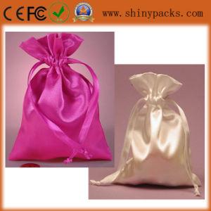 New Design Customized Reusable Satin Jewellery Bag