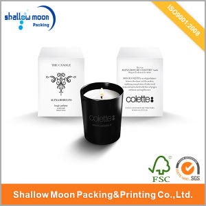 Customized Printing Candle Packaging Paper Box (QYCI15178) pictures & photos