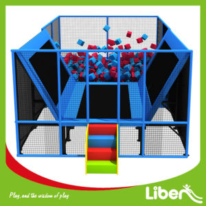 China Manufacturers Indoor Commercial Professional Trampoline Park for Sports Games pictures & photos