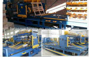 Sf901 Wood Pallet Nailing Table Wood Pallet Nailing Machine. pictures & photos
