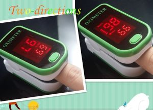 Fingertip Pulse Oximeter for Adult and Pediatric Patient Type pictures & photos