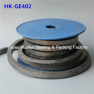 Made in China High Strength Graphite with Fiberglass Gland Packing