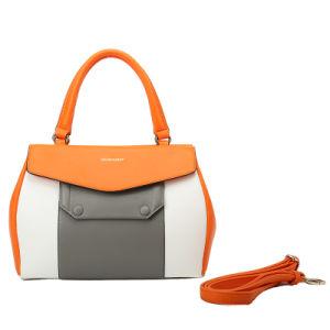 Fashionable Designer Ladies PU Leather Ladies Handbags (C71317) pictures & photos