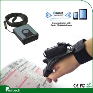 Ms3391 Wearable CCD Barcode Scanner with Glove pictures & photos