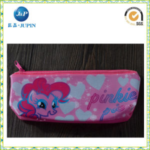 Hot Stationery Bag School Student Zipper Pen Case Pencil Box (JP-Plastic051) pictures & photos