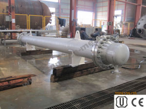 316L Titanium Tube Shell Type Heat Exchanger pictures & photos