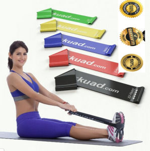 Hot New Product Fitness Bands Made of Latex pictures & photos