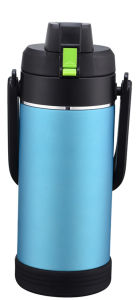 2000ml Double Wall Stainless Steel Vacuum Big Thermos pictures & photos