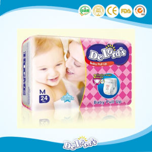 Manufacturer in China Baby Nappy Training Pants Baby Diaper pictures & photos