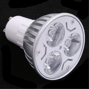 GU10 LED Cup Light 3W pictures & photos