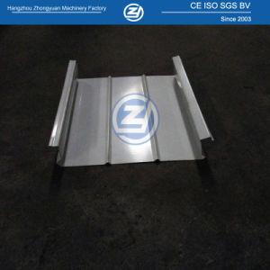 Aluminium Roof Panel Roll Forming Machine pictures & photos