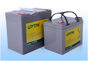 12V33ah/12V55ah/12V120 Lead Acid Rechargeable Solar Battery