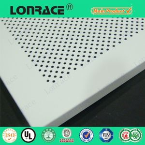 Hot Sell Acoustic Perforated Gypsum Board pictures & photos
