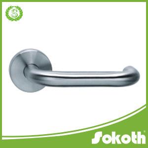Ss Stainless Steel 201/304/316 Lever Door Handle/ Door Lock 2 pictures & photos