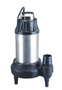 Water Submersible Pump with Ce Approved (VW1100) pictures & photos
