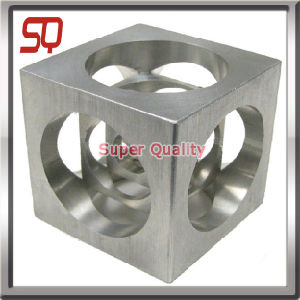 Custom and Good Quality CNC Machining Cube pictures & photos