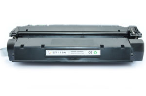 Original C7115A 15A Black Toner Cartridge for HP Laserjet Printer pictures & photos