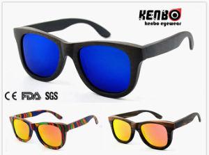 Hot Sale Fashion Unisex Wooden Sunglasses (Optical frame) CE. FDA. Kw011 pictures & photos