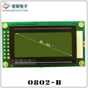 LCD Liquid Crystal Display, 0802 LCD Display Module