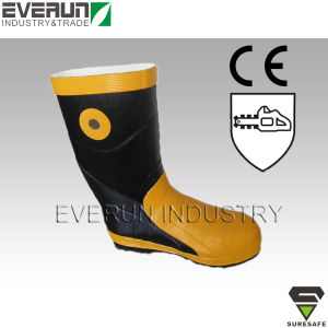 Chainsaw Cut Resistant Boots Loggers Boots Chainsaw Boots pictures & photos