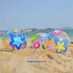 Children Inflatalbe Water Ball with Patterns (TK-028)