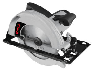 235mm 2700W Circular Saw for South America Level Low (CA9235) pictures & photos