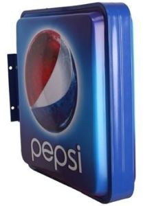 Beverage Adertising Acrylic Screen LED Light Box pictures & photos