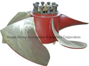 Kaplan/ Propeller Hydro (Water) Turbine-Generator High Voltage / Hydropower /Hydroturbine pictures & photos