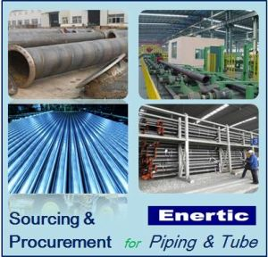 Sourcing and Procurement Service for Piping