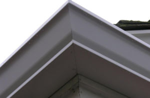 Custom USA Style Rain Gutters for European House pictures & photos