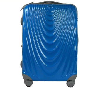 Fashion ABS PC Travel Trolley Luggage Suitcase pictures & photos
