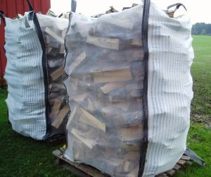 Ventilated Mesh Big Bag for Firewood pictures & photos