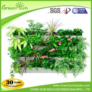 Self Watering Hydroponic Vertical Garden Green Wall Planter
