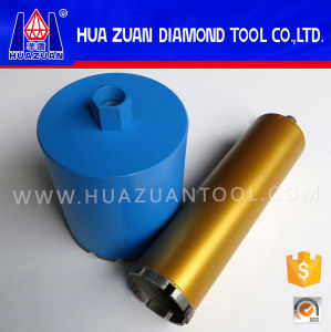 Long Service Life/High Safety Square Hole Drill Bit for Various Stones pictures & photos