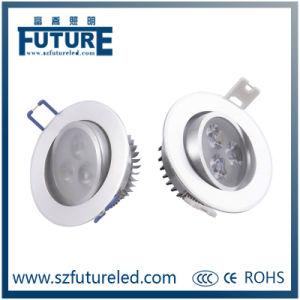 3W/5W/7W/12W/18W LED Ceiling Light AC220V LED Spotlights pictures & photos